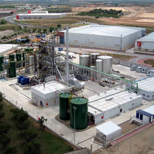 Regeneración de aceites usados, aceites lubricantes utilizados – Sede Alfaro.