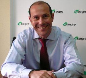 Luis Palomino, Secretario general de ASEGRE.